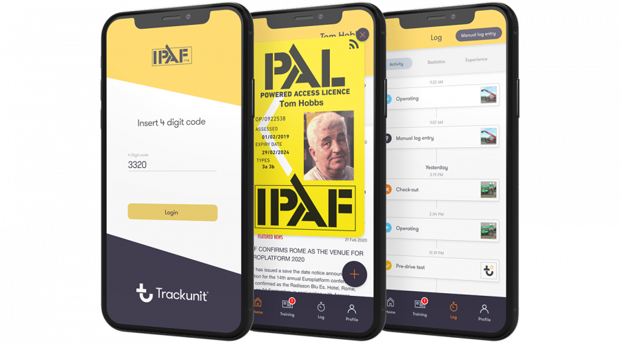 IPAF ePAL app coming in 2021