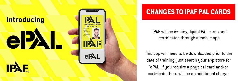 IPAF Update